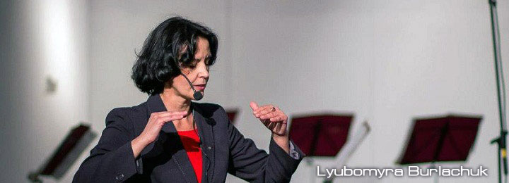 Lyubomyra Burlachuk