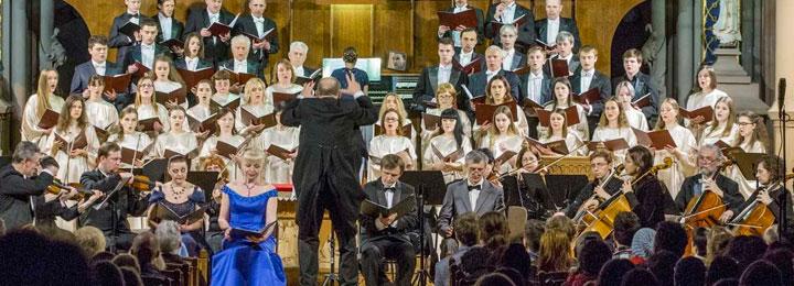 Концерт народної хорової капели ПОЧАЙНА